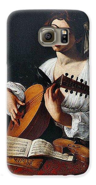 Violin Galaxy S6 Case - Musician 1600 by Padre Art