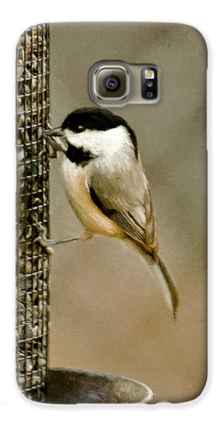 My Favorite Perch Galaxy S6 Case by Lana Trussell