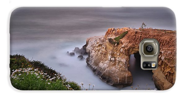 Seagull Galaxy S6 Case - Mystical Cave by Larry Marshall