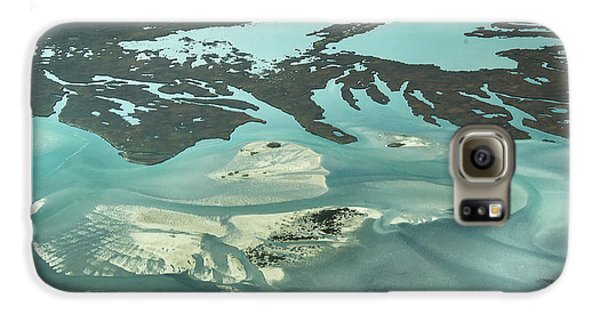 Natures Art On Barnegat Bay Galaxy S6 Case
