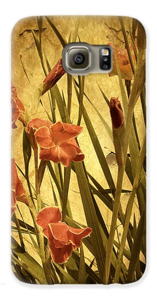 Nature's Chaos In Spring Galaxy S6 Case by Jessica Jenney