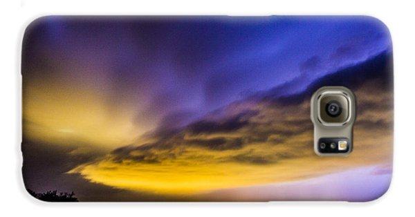 Nebraskasc Galaxy S6 Case - Nebraska Night Beast 021 by NebraskaSC
