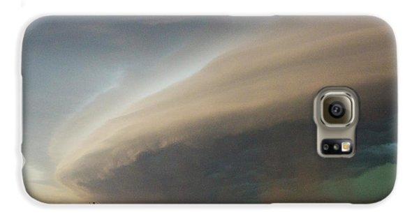 Nebraskasc Galaxy S6 Case - Nebraska Thunderstorm Eye Candy 026 by NebraskaSC