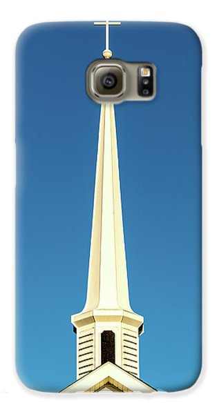 Needle-shaped Steeple Galaxy S6 Case by Onyonet  Photo Studios