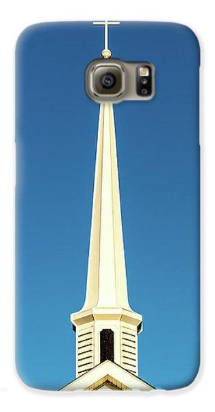 Needle-shaped Steeple Galaxy S6 Case by Onyonet  Photo Studios