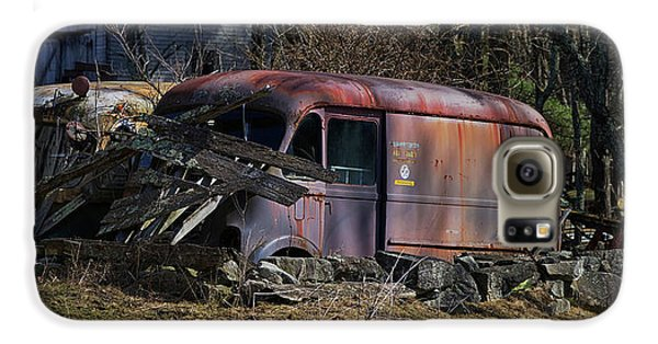 Truck Galaxy S6 Case - Nesting by Jerry LoFaro