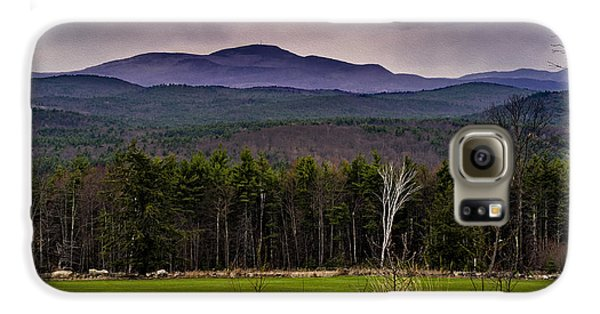 Galaxy S6 Case featuring the photograph New England Spring In Oil by Mark Myhaver