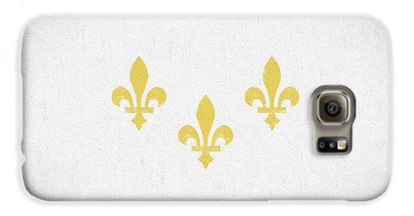 Galaxy S6 Case featuring the digital art New Orleans City Flag by JC Findley