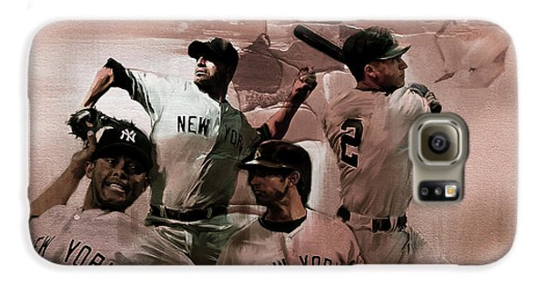 New York Baseball  Galaxy S6 Case