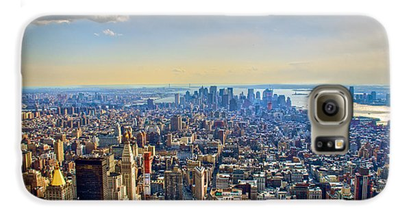 New York City - Manhattan Galaxy S6 Case