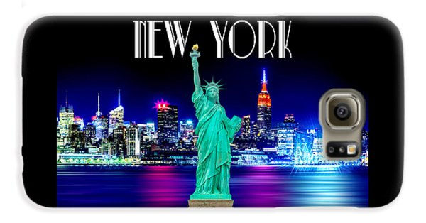 New York Shines Galaxy S6 Case