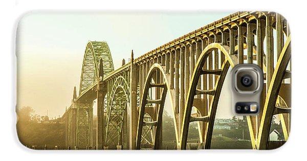 Newport Bridge Galaxy S6 Case
