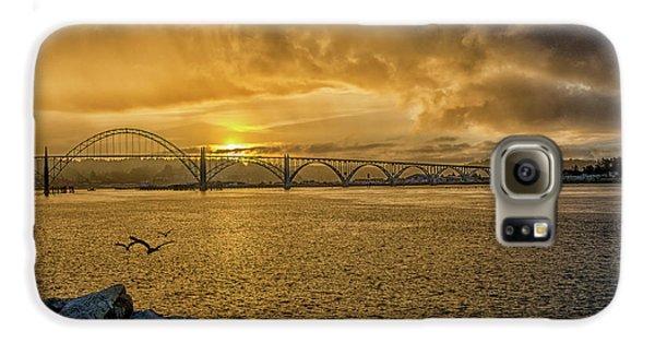 Newport Morning Galaxy S6 Case