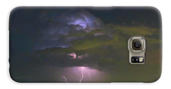 Galaxy S6 Case featuring the photograph Night Tripper by James BO Insogna