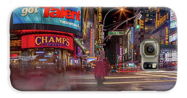 Nights On Broadway Galaxy S6 Case