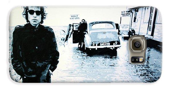 Rolling Stone Magazine Galaxy S6 Case - No Direction Home by Hood alias Ludzska