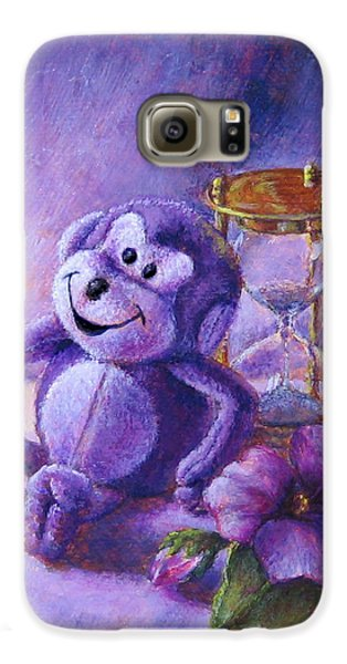 No Time To Monkey Around Galaxy S6 Case