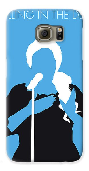 No099 My Adele Minimal Music Poster Galaxy S6 Case