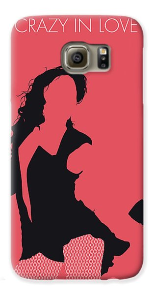 Jay Z Galaxy S6 Case - No122 My Beyonce Minimal Music Poster by Chungkong Art