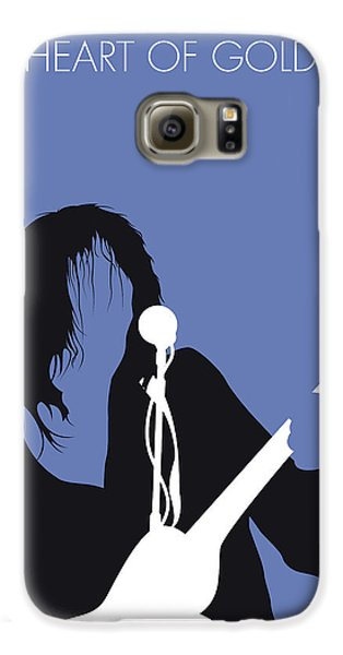 No128 My Neil Young Minimal Music Poster Galaxy S6 Case