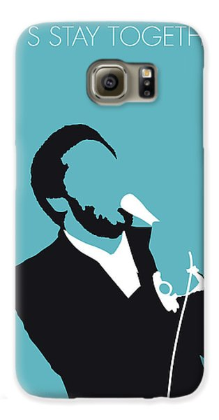 Rhythm And Blues Galaxy S6 Case - No135 My Al Green Minimal Music Poster by Chungkong Art
