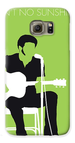 Rhythm And Blues Galaxy S6 Case - No156 My Bill Withers Minimal Music Poster by Chungkong Art