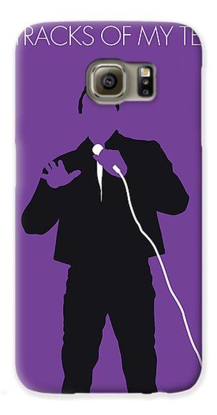Rhythm And Blues Galaxy S6 Case - No161 My Smokey Robinson Minimal Music Poster by Chungkong Art
