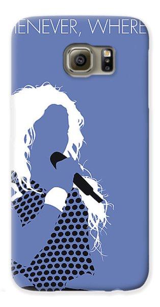 No168 My Shakira Minimal Music Poster Galaxy S6 Case