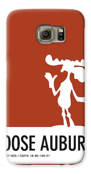 No19 My Minimal Color Code Poster Bullwinkle Galaxy S6 Case