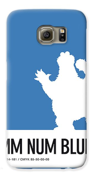 Amphibians Galaxy S6 Case - No29 My Minimal Color Code Poster Cooky  by Chungkong Art