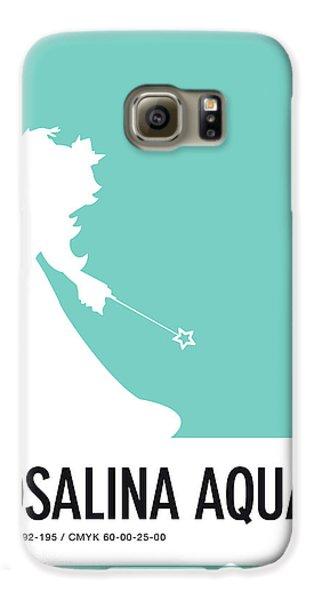 Daisy Galaxy S6 Case - No39 My Minimal Color Code Poster Rosalina by Chungkong Art