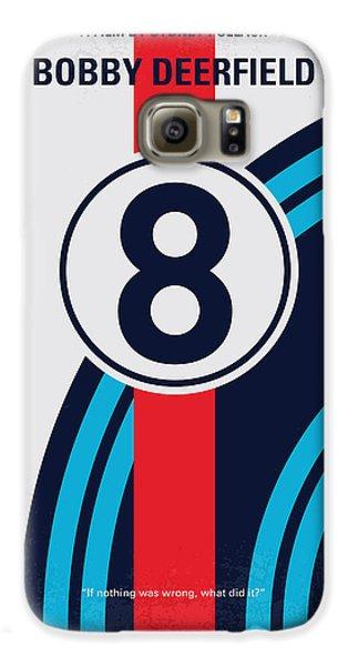 Martini Galaxy S6 Case - No565 My Bobby Deerfield Minimal Movie Poster by Chungkong Art