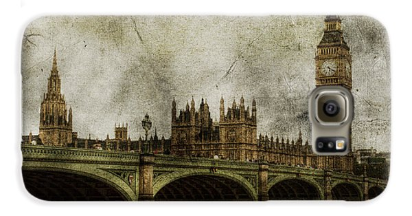 London Galaxy S6 Case - Noble Attributes by Andrew Paranavitana
