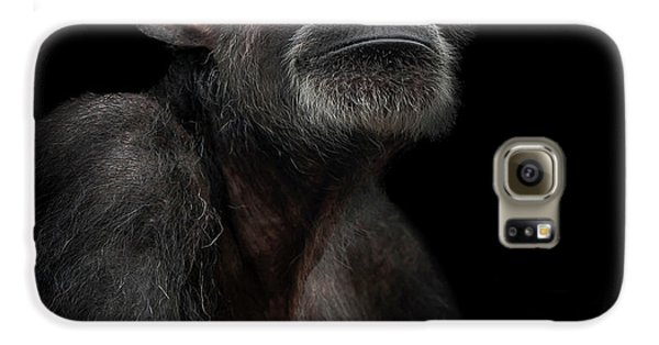 Ape Galaxy S6 Case - Noble by Paul Neville