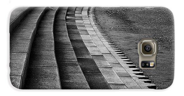 North Beach, Heacham, Norfolk, England Galaxy S6 Case