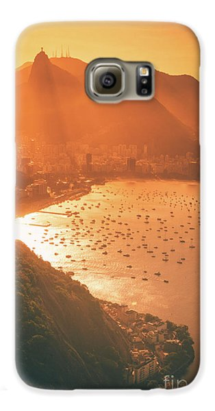 Galaxy S6 Case - Nostalgia by Rami Ruhman