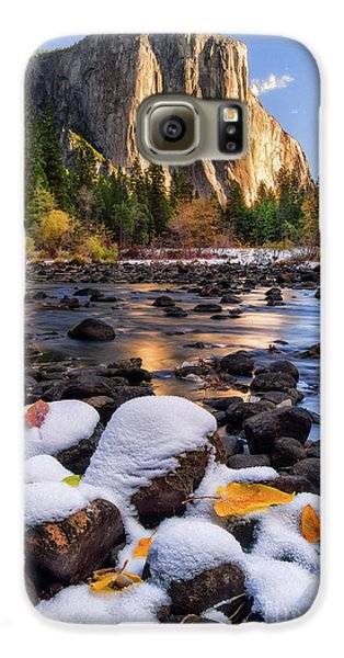 November Morning Galaxy S6 Case