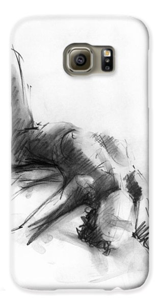 Nudes Galaxy S6 Case - Nude 4 by Ani Gallery