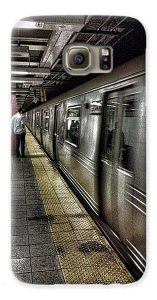 Nyc Subway Galaxy S6 Case