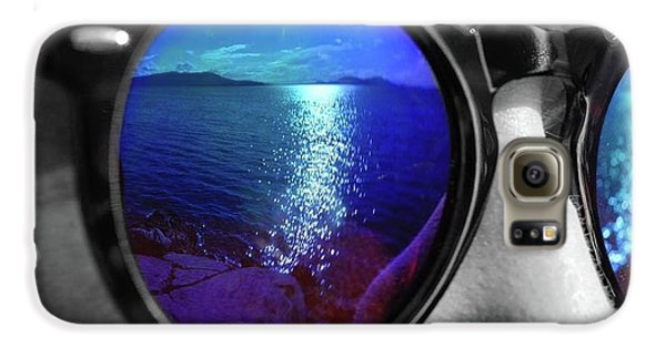 Ocean Reflection Galaxy S6 Case