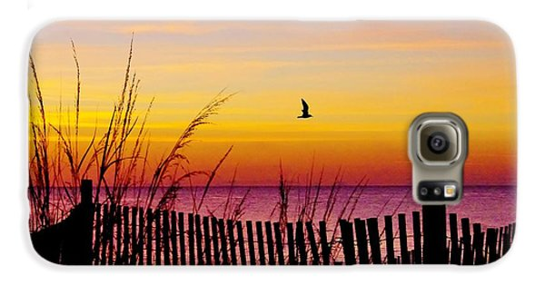Ocean Sunrise Galaxy S6 Case