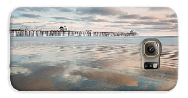 Oceanside Pier Gloss Galaxy S6 Case