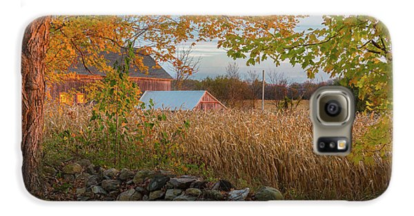 Galaxy S6 Case featuring the photograph October Morning 2016 by Bill Wakeley
