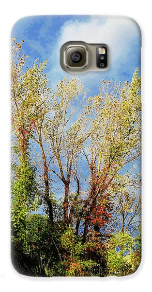 October Sunny Afternoon Galaxy S6 Case