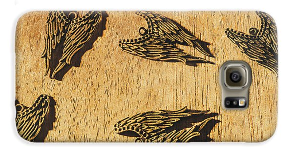 Galaxy S6 Case featuring the photograph Of Devils And Angels by Jorgo Photography - Wall Art Gallery
