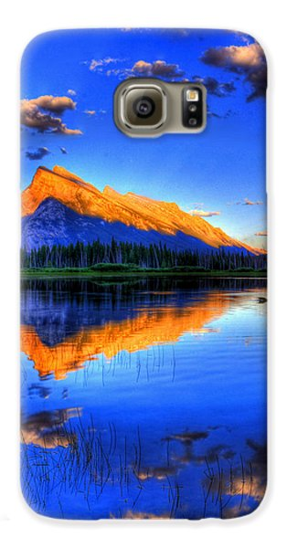 Of Geese And Gods Galaxy S6 Case by Scott Mahon