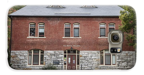 Old Botany Building Penn State  Galaxy S6 Case by John McGraw