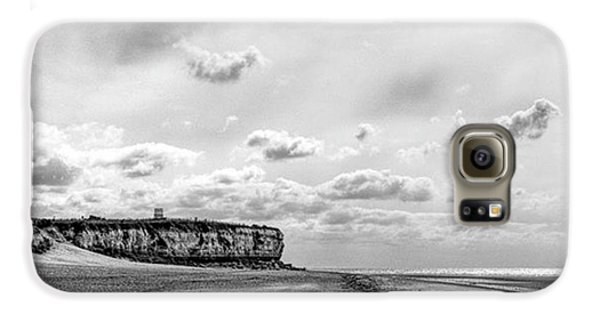 Old Hunstanton Beach, Norfolk Galaxy S6 Case