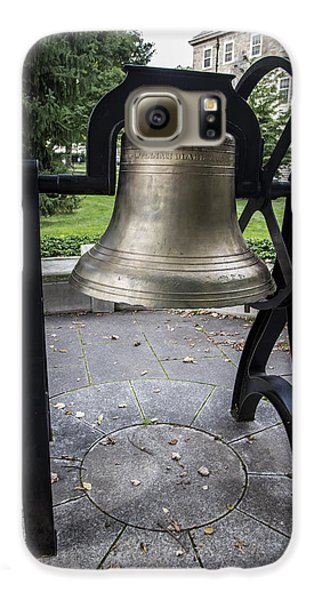 Old Main Bell  Galaxy S6 Case by John McGraw