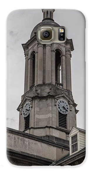 Old Main Penn State Clock  Galaxy S6 Case by John McGraw
